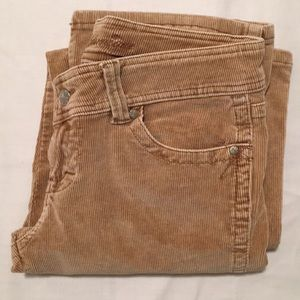 SOFT Vintage style Camel colored CORDS